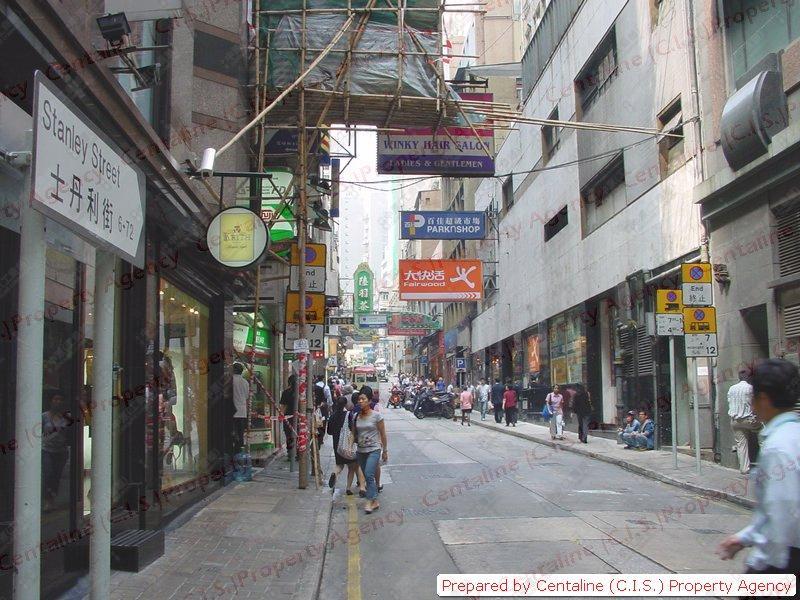 此為士丹利街之圖片